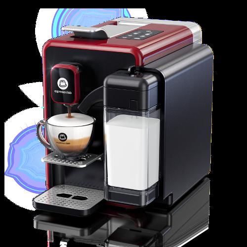 מכונת אספרסו קלאב Espresso Club OneTouch S22 + מתנה