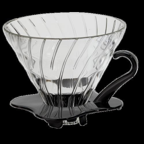 מעמד זכוכית לקפה פילטר Hario V60/3