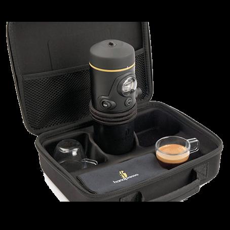 ערכה להכנת אספרסו לרכב היברידית - Handpresso Car