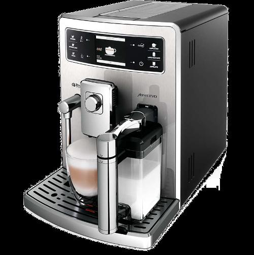 מכונת אספרסו אוטומטית Saeco Xelsis Evo HD8953/11 - יד שניה