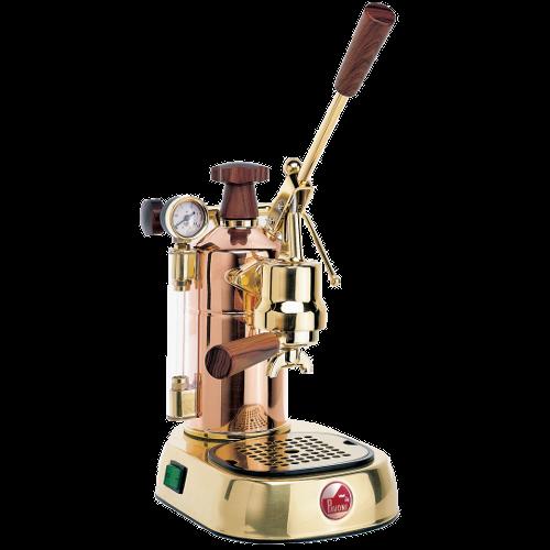 מכונת מנוף נחושת La Pavoni PROFESSIONAL PRG