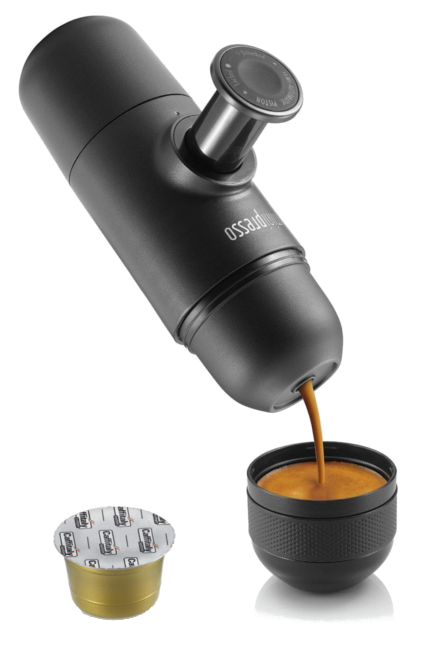 מכונת אספרסו לקפסולות קפיטלי  Minipresso-CA