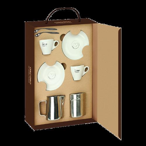 ערכת אסקסו לחובב הקפה - Ascaso Barista Kit