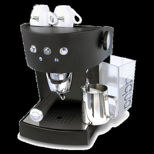 מכונת קפה ידנית Ascaso Basic Black
