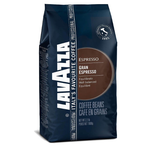 פולי קפה לאווצה Lavazza Grand Espresso Beans 1 kg