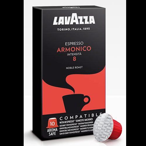 10 קפסולות Lavazza Armonico