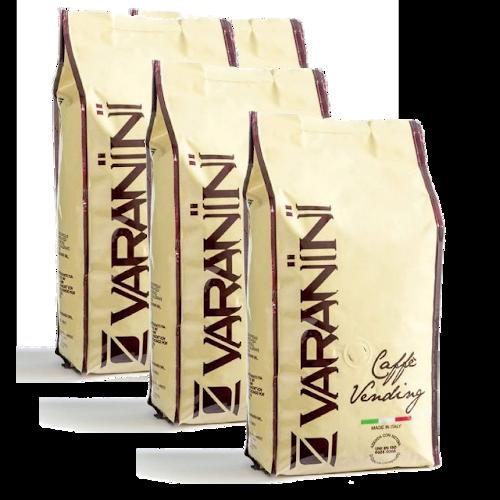 """3 ק""""ג פולי קפה ורניני ונדינג Varanini Vending"""