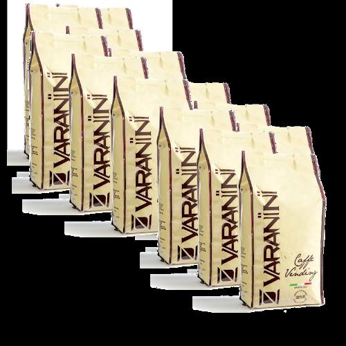 """6 ק""""ג פולי קפה ורניני ונדינג Varanini Vending"""