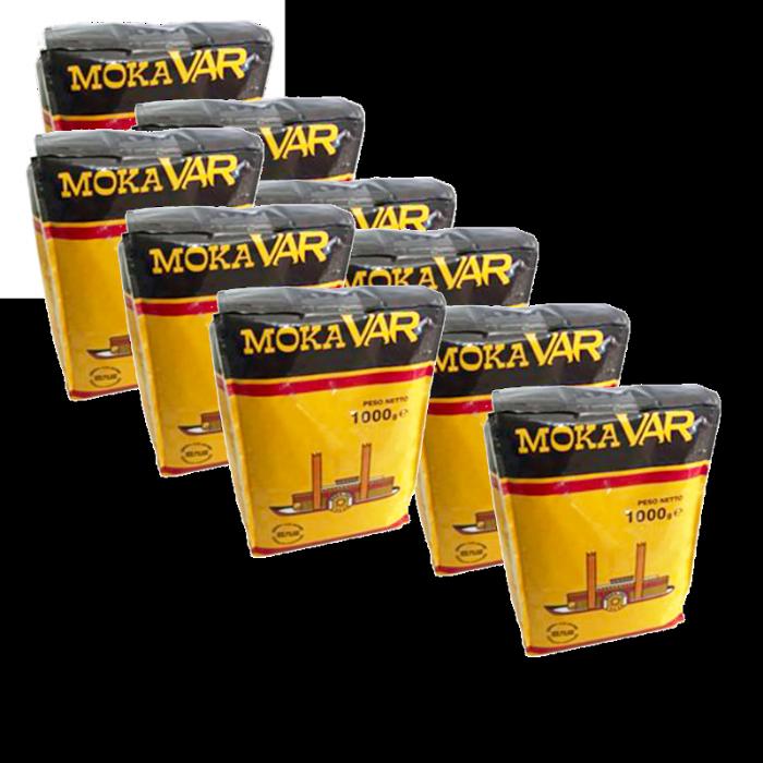 """6 ק""""ג פולי קפה ורניני מוקה ואר Varanini MokaVAR"""