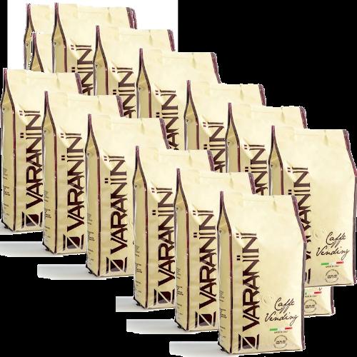 """12 ק""""ג פולי קפה ורניני ונדינג Varanini Vending"""