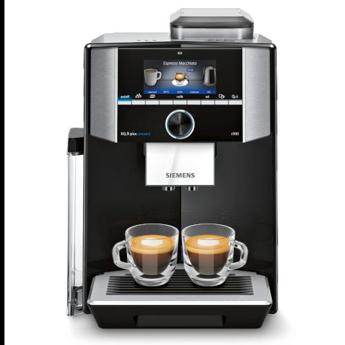 מבצע מכונת אספרסו וקפה לשנתיים* Siemens TI9553X9RW - EQ.9 S500