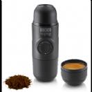 Minipresso-GR מיני-ספרסו קפה טחון, מכונת אספרסו לשטח