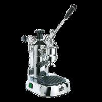 מכונת אספרסו מבוססת מנוף