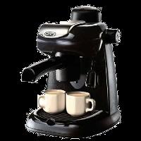 מכונת קפה מבוססת לחץ קיטור