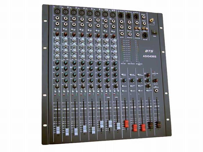 מיקסר מקצועי AS1043EG SoundKing