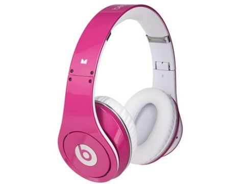אוזניות beats Studio by Dr. Dre Limited Edition ורוד