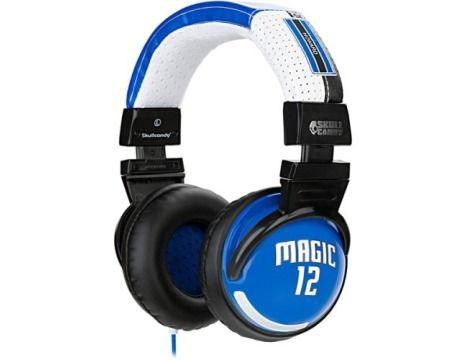 אוזניות קשת עם מיקרופון Skullcandy Hesh NBA Magic Dwight Howard
