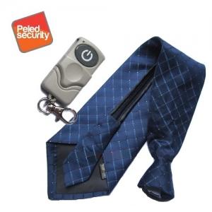 מצלמת ריגול מוסלקת בעניבה אופנתית