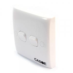 מצלמת ריגול מוסלקת בדמוי מפסק אורות חשמלי