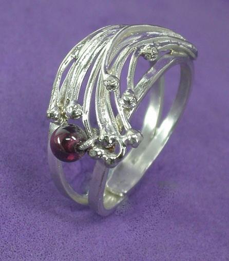 טבעת חוטים וגרנט