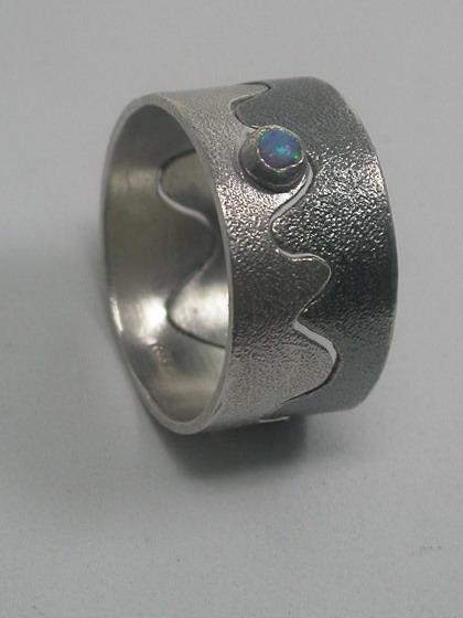 טבעת פאזל ואופל