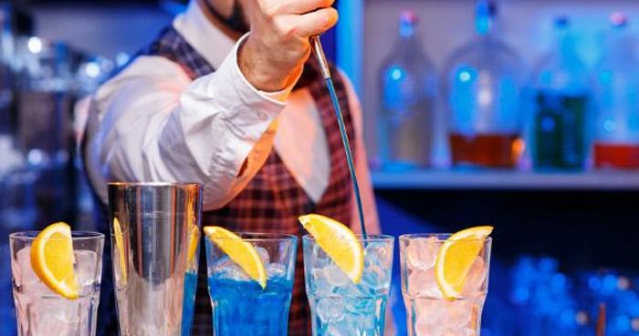 בר אלכוהול