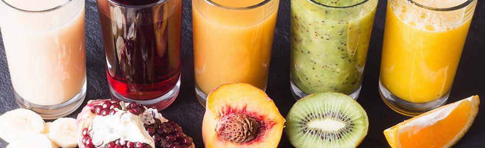 דוכן שייק פירות