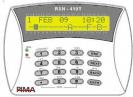 קיבורד למערכת אזעקה פימא RXN410T