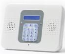 קיט אזעקה אלחוטית קומפקט GPRS