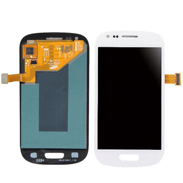 החלפת מסך LCD+מגע מקורי Samsung Galaxy S3 סמסונג ללא החלפת המסגרת