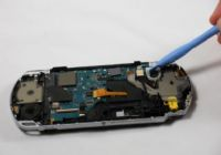 תיקון שקע HDMI לSony PSP