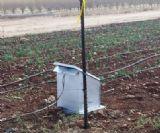 Safety box for Energizer - DSCF1660 ארון נעילה למערכת חשמלית עם מקום לפנל סולארי.