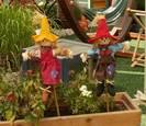 דחלילים לגינה | דחליל גינה