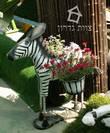 פסלים של חיות ממתכת לגינה