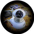 מצלמת אבטחה IP חברת LENON