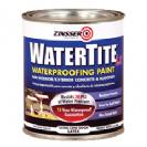 WATERTITE צבע לאיטום בטון פנימי/חיצוני