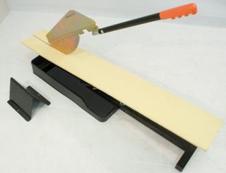 כלי לחיתוך פרקט בזווית - צוות גדרון