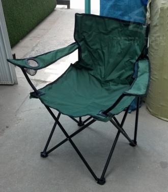 כיסא בד מתקפל לטיולים וקמפינג - צוות-גדרון
