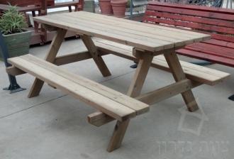 שולחן גינה קקל - צוות גדרון