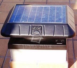 ונטה סולארית תוצרת ארהב - צוות גדרון