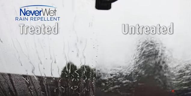 תרסיס דוחה גשם משמשות הרכב - צוות גדרון