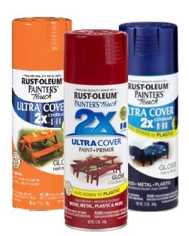 צבע ספריי איכותי אמריקאי 2X - צוות גדרון