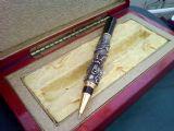 עט האצולה הסינית.כולו תבליט של דרקון . פשוט מדהים. עט רולר בא גם בתור עט נובע. זול יחסית