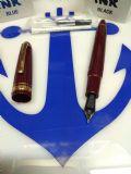 עט סיילור הגדול 21 קאראט ציפורן. עט בצבע בורדו יפיפה. קיים עם ציפורן פיין וברוד