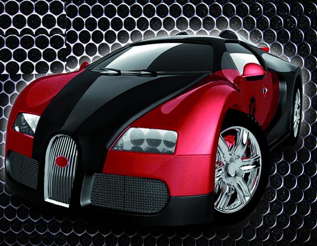 NANO CAR XX-1 שימור והגנה לצבע הרכב