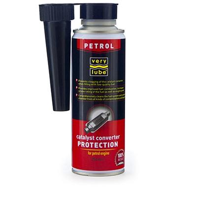מגן ממיר קטליטי - למנועי בנזין - VERYLUBE CATALYST CONVERTER PROTECTION  - PETROL
