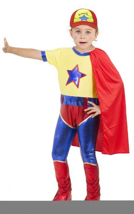 תחפושת יובל המבולבל סופרמן