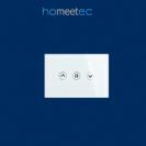 מפסק חכם לתריס חשמלי (איטלקי 3 מודול) Homeetec