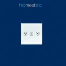 מפסק חכם לתריס חשמלי (אירופאי 55) Homeetec