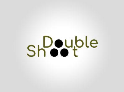 עיצוב לוגו Double Shoot - סטודיו גלית מועלם